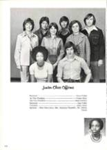 1975 Waxahachie High School Yearbook Page 122 & 123