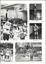 1975 Waxahachie High School Yearbook Page 160 & 161