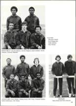 1975 Waxahachie High School Yearbook Page 166 & 167