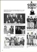 1975 Waxahachie High School Yearbook Page 186 & 187