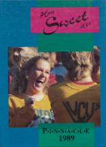 1989 Yearbook Carmel High School