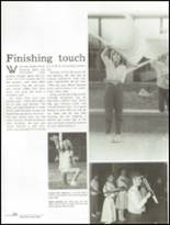 1984 Kickapoo High School Yearbook Page 32 & 33