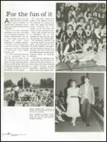 1984 Kickapoo High School Yearbook Page 44 & 45