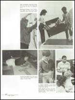 1984 Kickapoo High School Yearbook Page 46 & 47