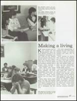 1984 Kickapoo High School Yearbook Page 50 & 51