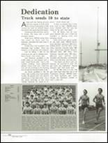 1984 Kickapoo High School Yearbook Page 100 & 101