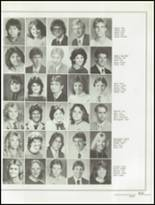1984 Kickapoo High School Yearbook Page 106 & 107