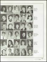 1984 Kickapoo High School Yearbook Page 110 & 111