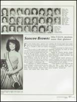 1984 Kickapoo High School Yearbook Page 130 & 131
