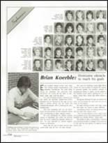 1984 Kickapoo High School Yearbook Page 138 & 139