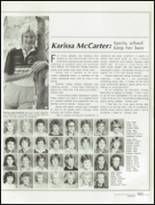 1984 Kickapoo High School Yearbook Page 146 & 147