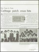 1984 Kickapoo High School Yearbook Page 170 & 171