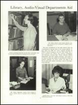 1967 Huntington High School Yearbook Page 36 & 37
