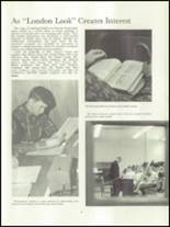 1967 Huntington High School Yearbook Page 44 & 45