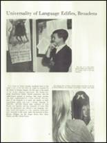 1967 Huntington High School Yearbook Page 46 & 47