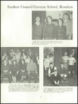 1967 Huntington High School Yearbook Page 72 & 73