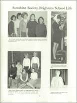 1967 Huntington High School Yearbook Page 74 & 75