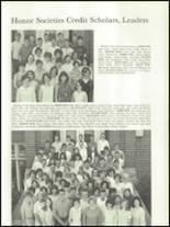 1967 Huntington High School Yearbook Page 98 & 99