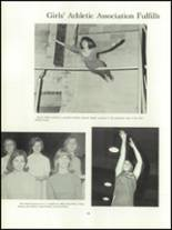 1967 Huntington High School Yearbook Page 110 & 111