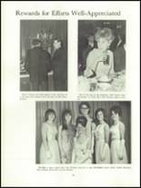 1967 Huntington High School Yearbook Page 150 & 151
