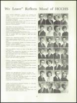 1967 Huntington High School Yearbook Page 158 & 159