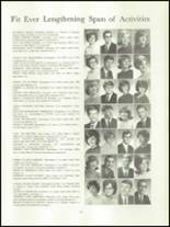 1967 Huntington High School Yearbook Page 160 & 161