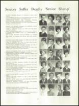 1967 Huntington High School Yearbook Page 164 & 165