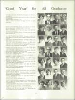 1967 Huntington High School Yearbook Page 166 & 167