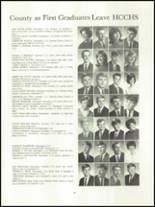 1967 Huntington High School Yearbook Page 168 & 169