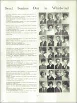 1967 Huntington High School Yearbook Page 172 & 173