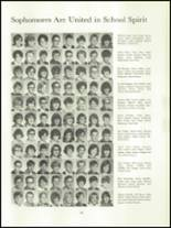 1967 Huntington High School Yearbook Page 186 & 187