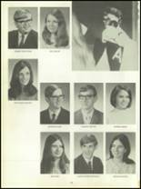 1971 Maryvale High School Yearbook Page 20 & 21