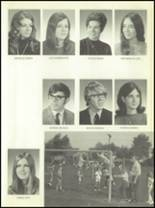 1971 Maryvale High School Yearbook Page 24 & 25