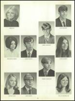 1971 Maryvale High School Yearbook Page 26 & 27