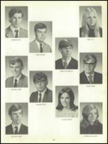 1971 Maryvale High School Yearbook Page 28 & 29