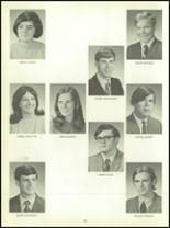 1971 Maryvale High School Yearbook Page 30 & 31
