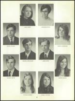 1971 Maryvale High School Yearbook Page 32 & 33