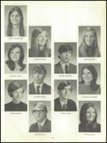 1971 Maryvale High School Yearbook Page 34 & 35