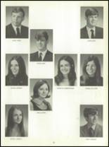 1971 Maryvale High School Yearbook Page 38 & 39