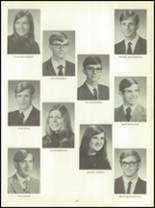 1971 Maryvale High School Yearbook Page 40 & 41