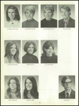1971 Maryvale High School Yearbook Page 42 & 43
