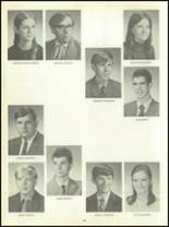 1971 Maryvale High School Yearbook Page 44 & 45