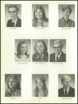 1971 Maryvale High School Yearbook Page 46 & 47
