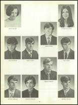1971 Maryvale High School Yearbook Page 48 & 49