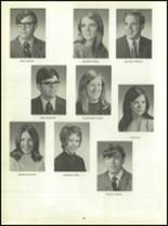 1971 Maryvale High School Yearbook Page 50 & 51