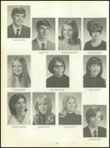 1971 Maryvale High School Yearbook Page 52 & 53