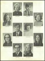 1971 Maryvale High School Yearbook Page 54 & 55