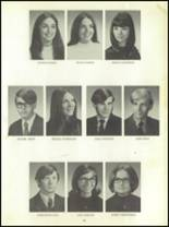 1971 Maryvale High School Yearbook Page 56 & 57