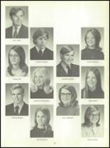 1971 Maryvale High School Yearbook Page 58 & 59
