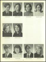 1971 Maryvale High School Yearbook Page 60 & 61